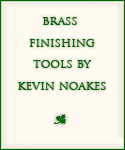 brass finishing tools
