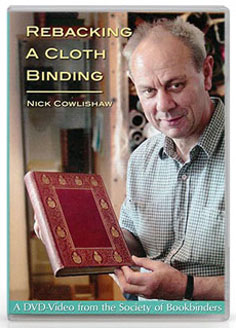bookbinding tutorials